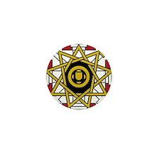 33rd Degree Jewel Mini Button