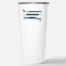 Dentist Tools Travel Mug
