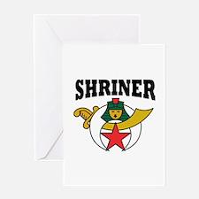 Shriner Greeting Card