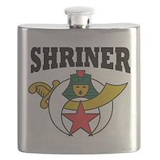 Shriner Flask