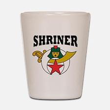 Shriner Shot Glass