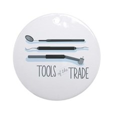 Tools of the Trade Ornament (Round)