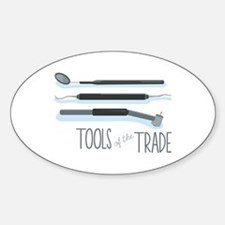Tools of the Trade Decal
