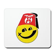 Smiling Shriner Mousepad