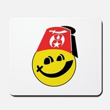 Smiling Shriner Mousepad