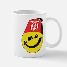Smiling Shriner Mug