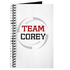 Corey Journal