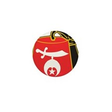 Cool Shriners Mini Button (100 pack)