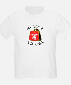My Dad Is A Shriner T-Shirt