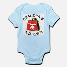 My Grandpa Is A Shriner Infant Bodysuit
