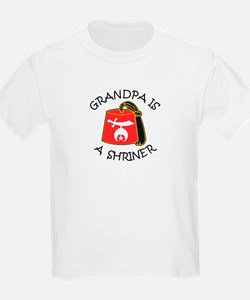 My Grandpa Is A Shriner T-Shirt