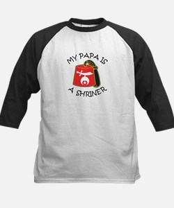 My Papa Is A Shriner Tee