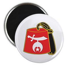 Shriner Fez Magnets