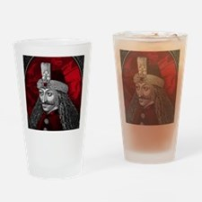 Vlad Dracula Gothic Drinking Glass