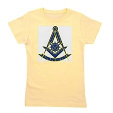 Funny Freemasons Girl's Tee