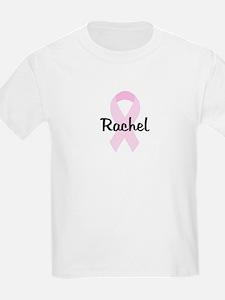 Rachel pink ribbon T-Shirt
