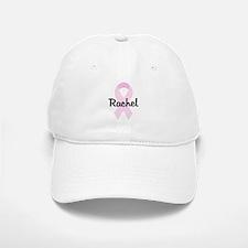 Rachel pink ribbon Baseball Baseball Cap