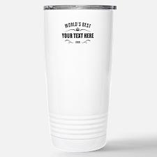 World's best ... Travel Mug