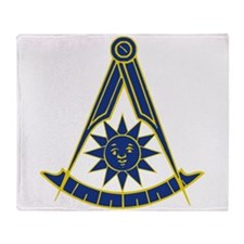 Past Master 1 Throw Blanket