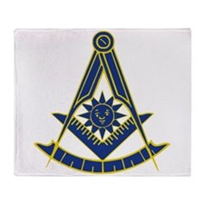 Past Master 2 Throw Blanket