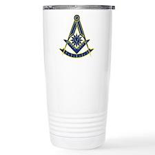 Past Master 2 Travel Coffee Mug