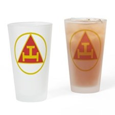 Royal Arch Gold Drinking Glass