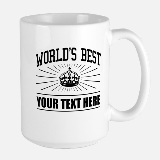 World's best ... Large Mug