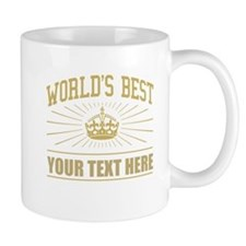 World's best ... Small Mug