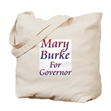 Mary Burke for Governor Tote Bag
