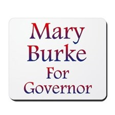 Mary Burke for Governor Mousepad