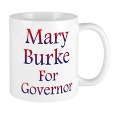 Mary Burke for Governor Mugs