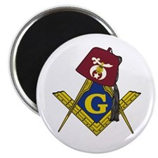"Masonic Shriner 2.25"" Magnet (10 Pack) Magnet"