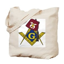 Masonic Shriner Tote Bag