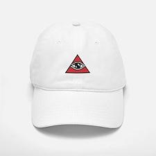 Mystic Eye Baseball Baseball Cap