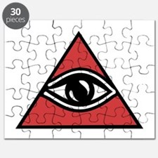 Mystic Eye Puzzle