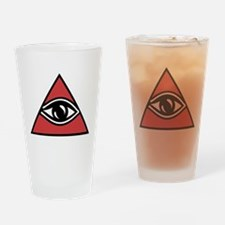 Mystic Eye Drinking Glass