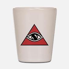 Mystic Eye Shot Glass