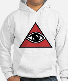 Mystic Eye Jumper Hoody