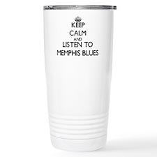 Funny Memphis radio Travel Mug