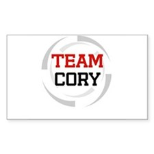 Cory Rectangle Decal