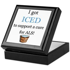Got Iced Keepsake Box