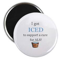 Got Iced Magnet
