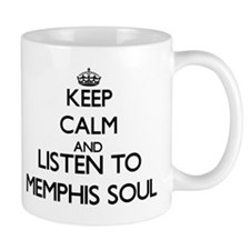 Keep calm and listen to MEMPHIS SOUL Mugs
