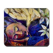 Sleeping Angel Mousepad