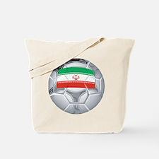 Iran Football Tote Bag