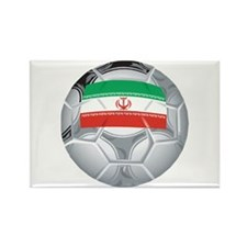 Iran Football Rectangle Magnet