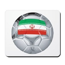 Iran Football Mousepad