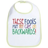 Funny Cotton Bibs