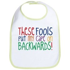 Cute Funny baby shower Bib