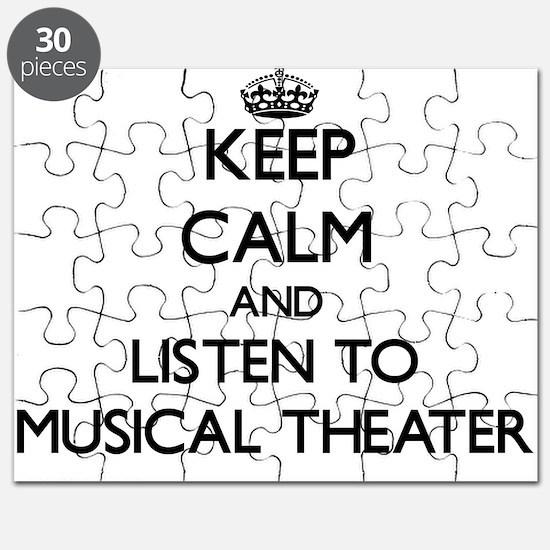 Cute Musical genres Puzzle